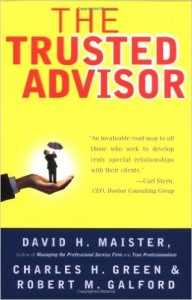 The Trusted Advisor Book